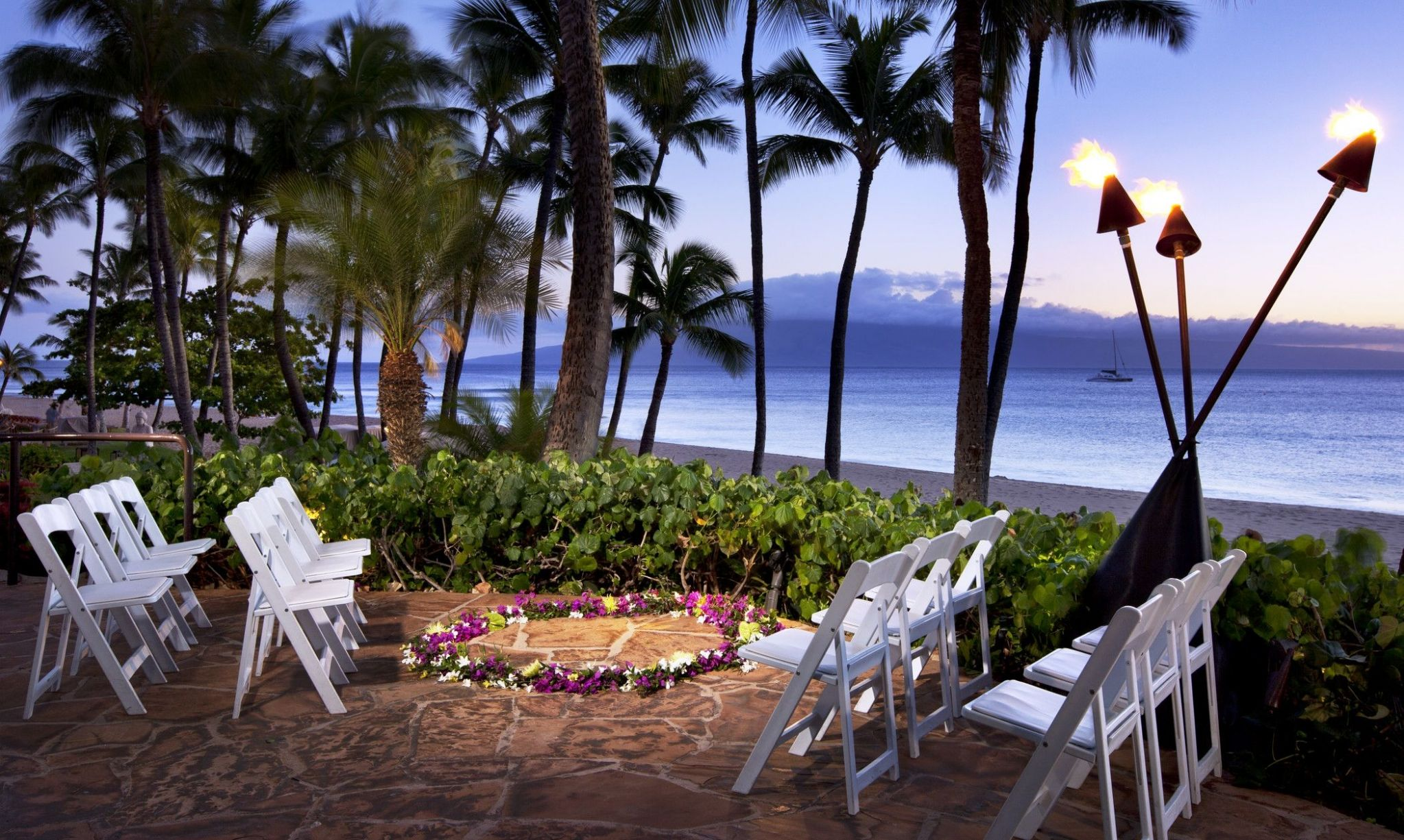 Maui wedding venues the westin maui resort spa ka 39 anapali for Maui wedding locations
