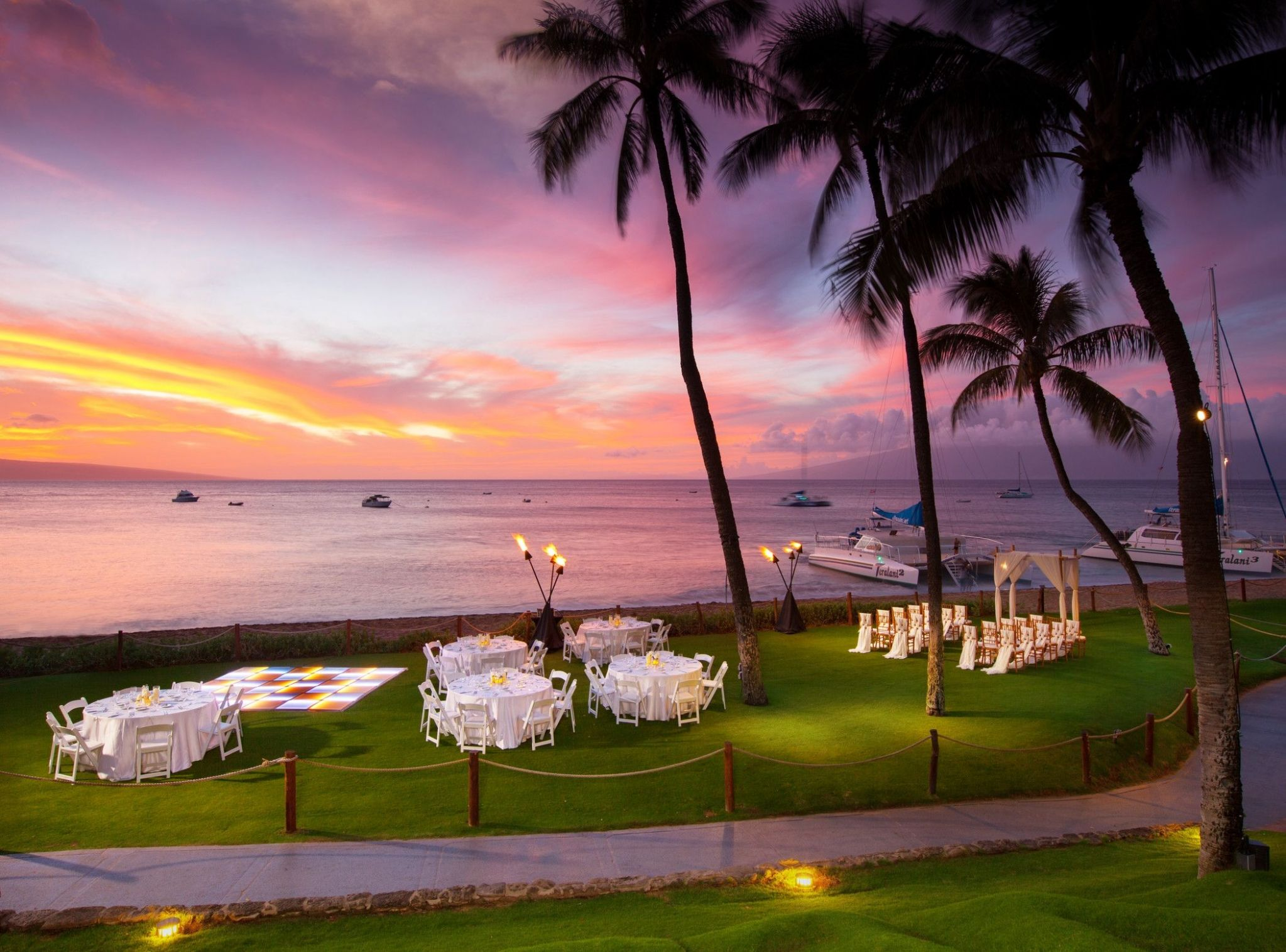 westin maui wedding venue oceanfront - The Westin Maui Resort & Spa